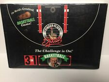 Vintage New Sealed Finger Flick Sports Basketball Board Game