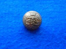 1860-1912 Argyll & Sutherland Highlanders 25Mm Officers Button, Jennens