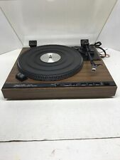 Vintage REALISTIC LAB 440 Automatic Record Player Turntable Direct Drive
