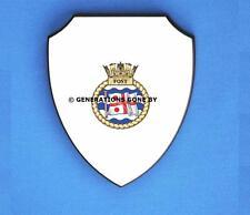 FLAG OFFICER SEA TRAINING (FOST) WALL SHIELD (FULL COLOUR)