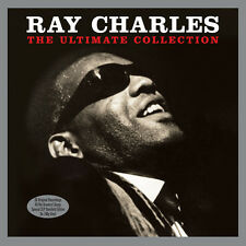 Ray Charles ULTIMATE COLLECTION 180g 28 GREATEST HITS Best Of NEW VINYL 2 LP