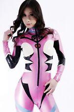 528 Latex Gummi Rubber EVA 05 Makinami Mari Catsuit customized cosplay .4mm suit