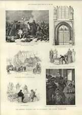 1892 Mlle Zelie De Lussan Wittenberg Luther Celebration