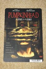COLLECTIBLE PUMPKINHEAD: ASHES TO ASHES MINI POSTER