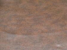Tessuto forato fintapelle marrone forata auto d'epoca Fiat, Autobianchi .....