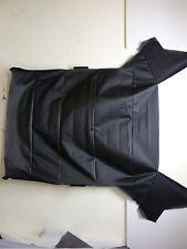 LH LX SLR/5000 4 DOOR TORANA HEADLINING BLACK  HERINGBONE GRAIN VINYL