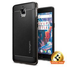 For OnePlus 3 Spigen® [Neo Hybrid] Ultra Slim Shockproof Bumper Case TPU Cover