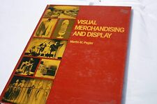 Visual Merchandise and Display by Martin M. Pegler , hardcover book