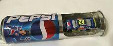 Pepsi 2002 Racing Program Jeff Gordon Car in Pepsi Can