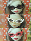 Doll Accessory ~ Mattel Monster High Ever After Decor Glasses 3PCS SET NEW