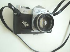 Yashica J3 with Yashinon 5cm F2 Lens