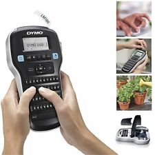More details for dymo label manager 160 handheld printer portable maker machine qwerty keyboard