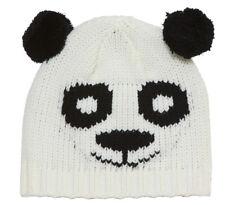 Youth Panda Bear Beanie ( 2 PACK )