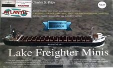 Charles S. Price Great Lakes Freighter Boat Paper Model Atlantis Toy & Hobby