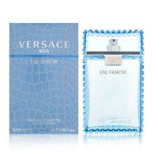 Versace Man Eau Fraiche 200ml EDT Spray - BRAND NEW RETAIL PACKAGED & SEALED