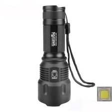 X50 L2 3Modes 1200LM Zoomable LED Flashlight 18650