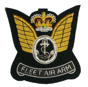 Royal Naval Fleet Air Arm Blazer Badge