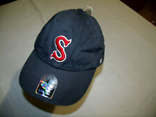 Salem Red Sox MiLB Gray Low Profile Hat '47 Brand New Men's Adjustable Boston