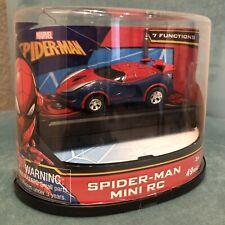 Marvel Avengers End Game Spiderman Mini Rc Car 49Mhz New Nib