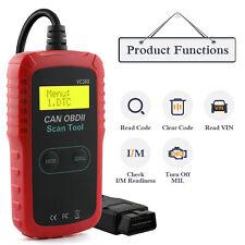 OBD2 EOBD Scanner Code Reader Check Car Engine Fault Code Auto Diagnostic Tool