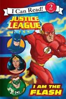 Justice League Classic: I Am the Flash (I Can Read Level 2) by Sazaklis, John, G