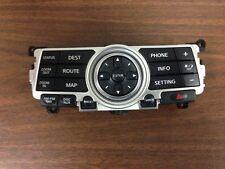 07 08 09 OEM Infiniti G35 G37 Radio Gps Navigation Control Panel 28395-JK65B
