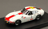 Model Car Scale 1:43 Hpi Racing Toyota 2000 Gt vehicles road diecast