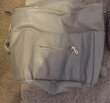 Fawn Design Gorgeous Grey Luxury Changing/diaper Bag