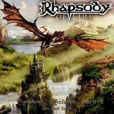 RHAPSODY OF FIRE - Symphony Of Enchanted Lands II-The Dark Secret CD