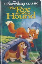 The Fox and the Hound VHS WALT DISNEY BLACK DIAMOND