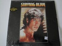 STAYING ALIVE THE ORIGINAL MOTION PICTURE SOUNDTRACK VINYL LP THE BEE GEES 1983