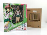 Authentic Bandai S.H. Figuarts Super Sailor Jupiter Moon Pretty Guardian