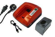 powersmart Cargador de Batería para Artesano 11013 11054 11374 1323517 9113750