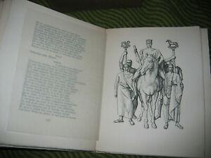 """Masterpieces of Corneille"" 3 Vol on vellum Ill. Raoul Serres 1954 1/1100"