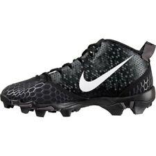 New Nike Force Trout 5 Pro Keystone Baseball Cleats Black / White Size 8.5 M