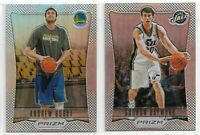 2012-13 Panini Prizm Basketball SILVER Holo 1st Year - Complete Your Set You Pic