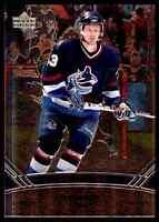 2006-07 Upper Deck Black Diamond Henrik Sedin #81