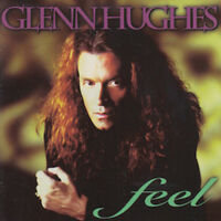 "Glenn Hughes : Feel VINYL 12"" Album 2 discs (2018) ***NEW*** Fast and FREE P & P"