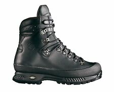 Hanwag Mountain shoes: Yukon Men Leather Size 8 - 42 black