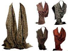 Écharpes et châles foulards en acrylique avec des motifs Cachemire pour femme