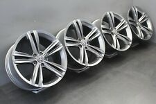Top 4x 19 pollici Originali VW TIGUAN II 2 5na Sebring grigio cerchi in lega 5na601025e