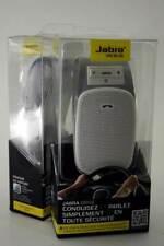 Jabra Drive Bluetooth-Kfz-Freisprecheinrichtung weiß für die Sonnenblende