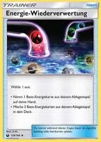 Pokemon 128/168 Energie-Wiederverwertung  - Sturm am Firmament