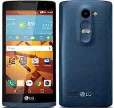 LG Tribute 2   New   Sprint   Blue   8 GB   4.5 in Screen   LS665