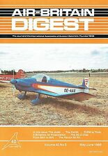 AIR-B DIGEST MAY 88 DOWNLOAD: THE JODEL/ N.Z.NOSTALGIA/ FALCON 50/ OZ DC-2