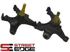 """Street Edge 88-98 Chevy Silverado/C2500/Sierra 2WD 6 Lug 2"""" Drop Spindles"""