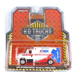 Greenlight 33190-A International Durastar Ambulance - HD Truck 1:64 New °