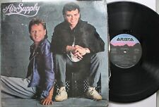 Rock Lp Air Supply Self-Titled On Arista