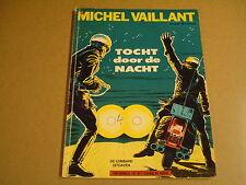 STRIP / MICHEL VAILLANT - TOCHT DOOR DE NACHT