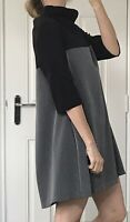 Lanti Gorgeous Modetn Minimalist High Neck Dress M